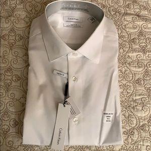 NEW Calvin Klein Men's Button down Shirt